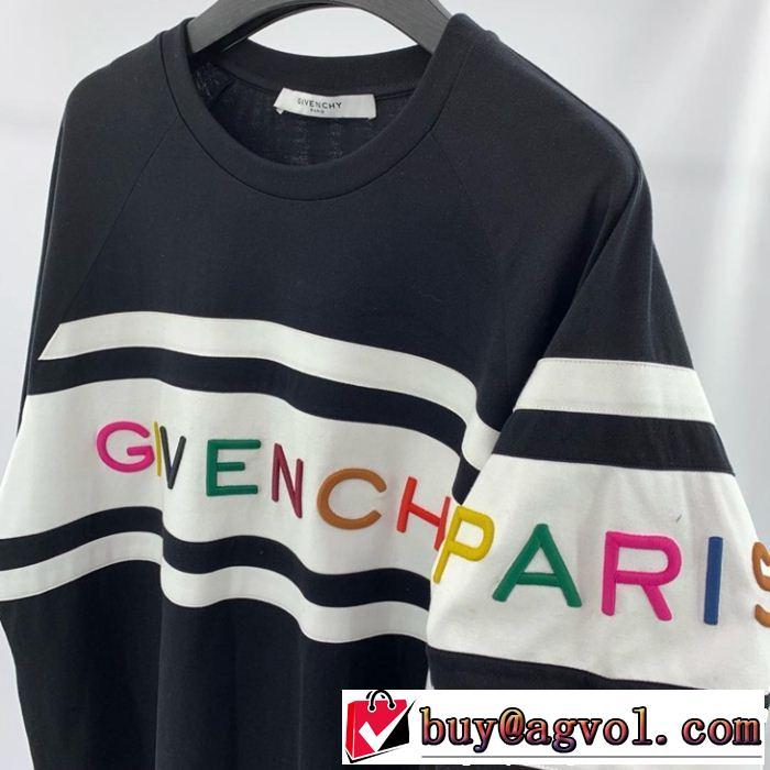 2019年春夏シーズンの人気 カジュアルファッションを楽しもう ジバンシー GIVENCHY Tシャツ/ティーシャツ