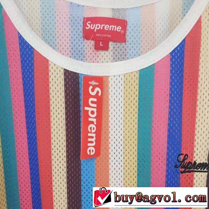 シュプリーム SUPREME大人っぽく着こなし  シャツ/半袖 2019春夏は人気定番 上品な涼やかさある印象に