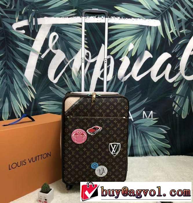 LOUIS VUITTON  スーツケース 数量限定奇跡の入荷 ルイ ヴィトン2019夏ファション新品