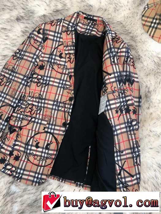 サイズのよさを感じる新作 バーバリー【最新】2019年秋冬のトレンド速報 BURBERRY スーツ