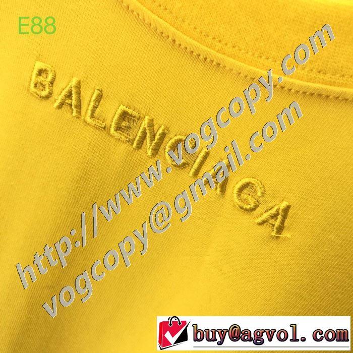 バレンシアガ 価格も嬉しいアイテム BALENCIAGA素敵なアイテム  半袖Tシャツ 限定アイテムが登場