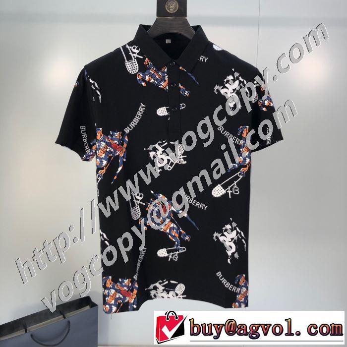 注目されている 半袖Tシャツ3色可選  質の高い新品 バーバリー 2020年春夏コレクション BURBERRY