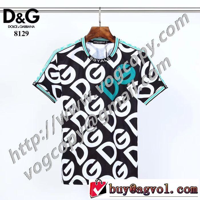 半袖Tシャツ ドルチェ&ガッバーナ お値段もお求めやすい Dolce&Gabbana  愛らしい春の新作