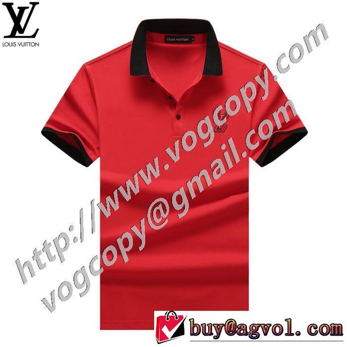 春夏コレクション新品 半袖Tシャツ3色可選  差をつけたい人にもおすすめ ルイ ヴィトン LOUIS VUITTON