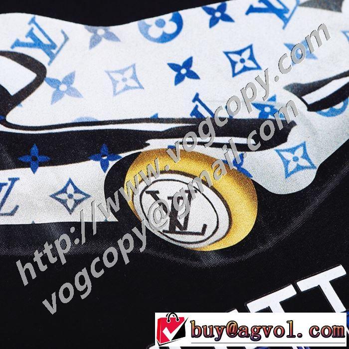 20SS☆送料込 2色可選 ルイ ヴィトン LOUIS VUITTON 大人気のブランドの新作 半袖Tシャツ