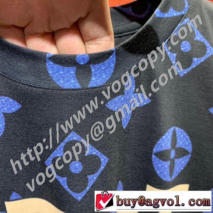 半袖Tシャツ オススメのアイテムを見逃すな ルイ ヴィトン LOUIS VUITTON コーデの完成度を高める