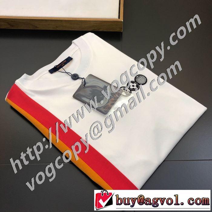 LOUIS VUITTON ランキング1位  ルイ ヴィトン愛らしい春の新作  2020話題の商品 半袖Tシャツ