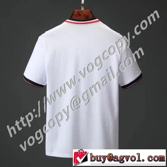 2色可選 モンクレール 通勤通学どちらでも使え MONCLER 限定アイテムが登場 半袖Tシャツ