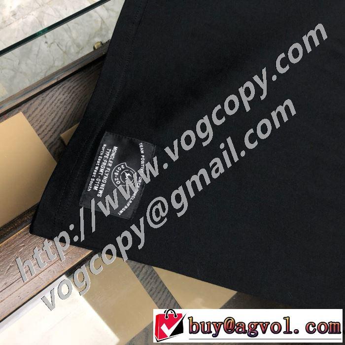 今季の主力おすすめ 半袖Tシャツ 3色可選 飽きもこないデザイン モンクレール MONCLER 差をつけたい人にもおすすめ