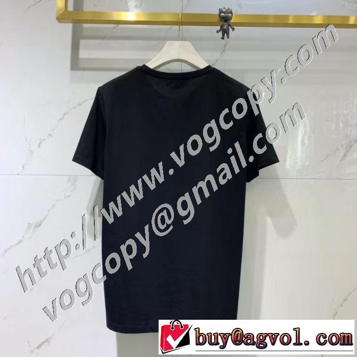 2色可選  ヴァレンティノ VALENTINO 飽きもこないデザイン 半袖Tシャツ人気は今季も健在