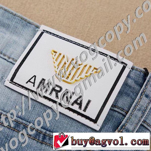 ファッションに取り入れよう アルマーニ ARMANI 限定アイテム特集 ジーパン やはり人気ブランド