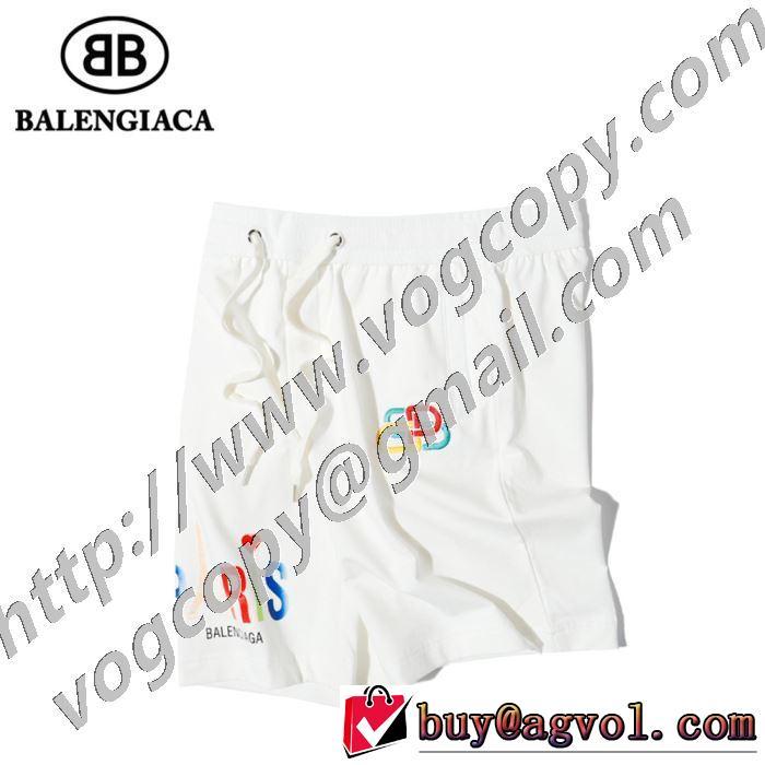 2色可選ショートパンツ 春夏コレクション新品  バレンシアガ BALENCIAGA  普段見ないデザインばかり