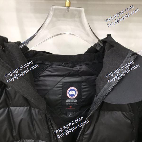 2020秋冬 値下げ! カナダグース Canada Goose 軽量ダウン 撥水加工の施された カナダグースコピー