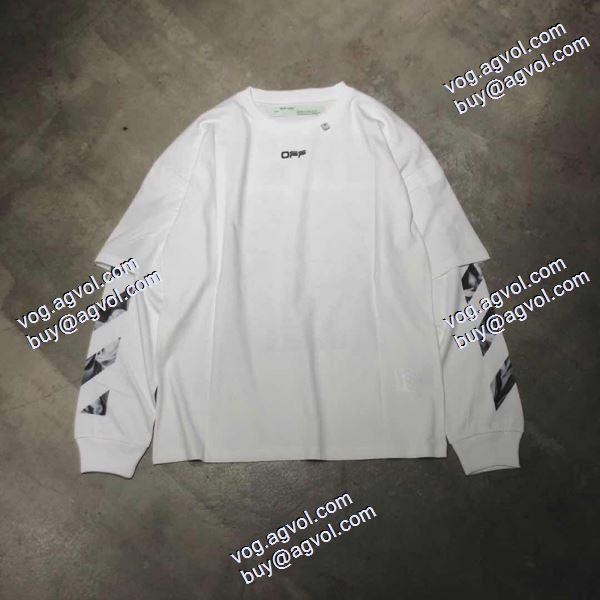 Off-White オフホワイト偽物ブランド プルオーバーパーカー 2色可選 2020秋冬 デザイン性の高い