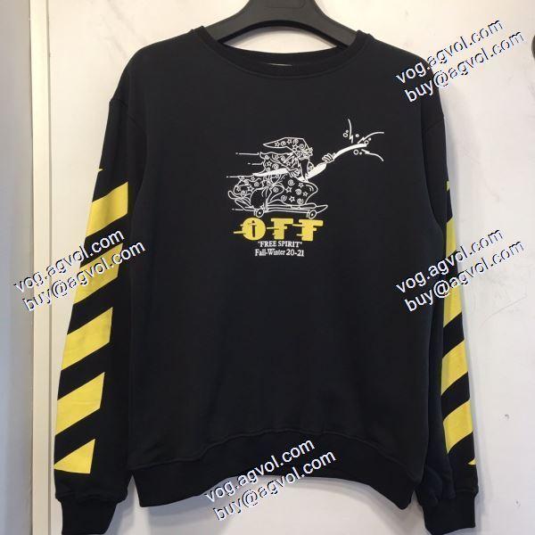 2020秋冬  人気ブランド Off-White オフホワイトブランド 偽物 通販 セーター