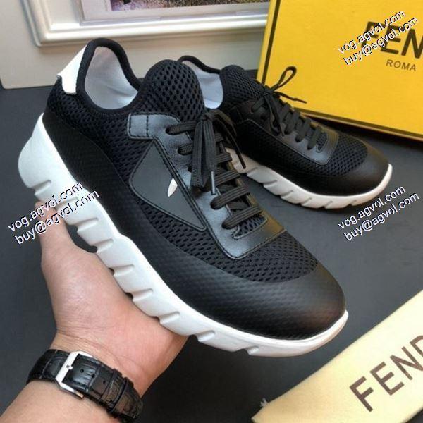 フェンディ人気雑誌掲載2020春夏新作 スニーカー/靴FENDI 2色可選
