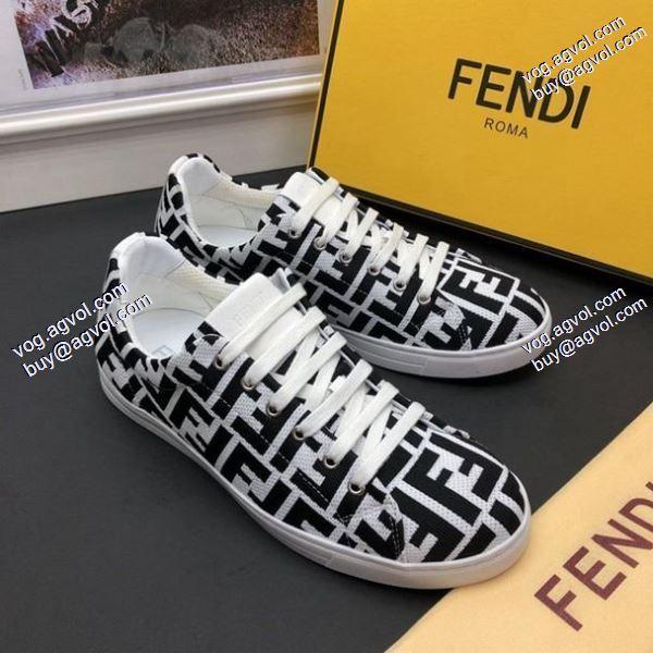 2020春夏新作高評価の人気品フェンディ 魅力的FENDI オリジナルスニーカー/靴