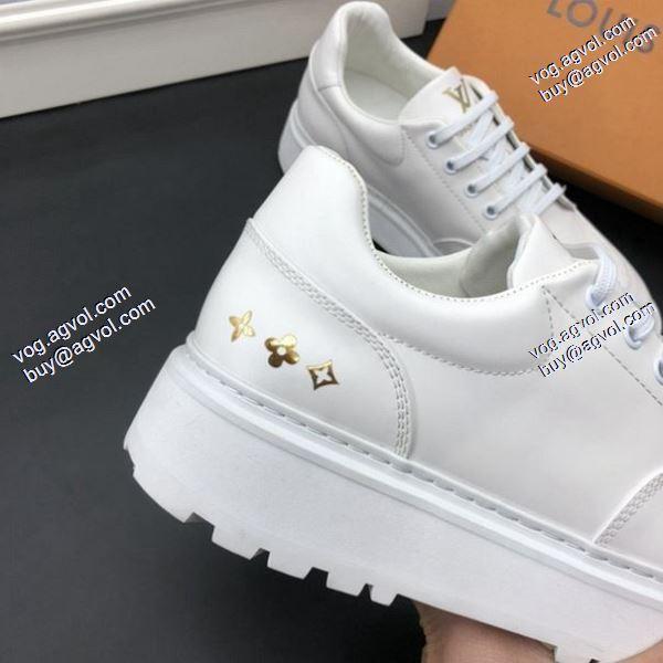 オリジナル2020春夏新作大好評ルイ ヴィトン LOUIS VUITTON 魅力的スニーカー/靴2色可選