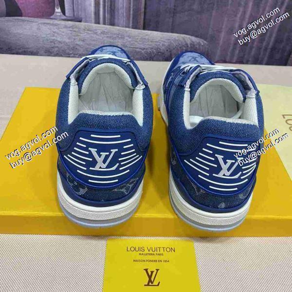3色可選スタイリッシュな印象2020春夏新作ルイ ヴィトン LOUIS VUITTON 高評価の人気品スニーカー/靴