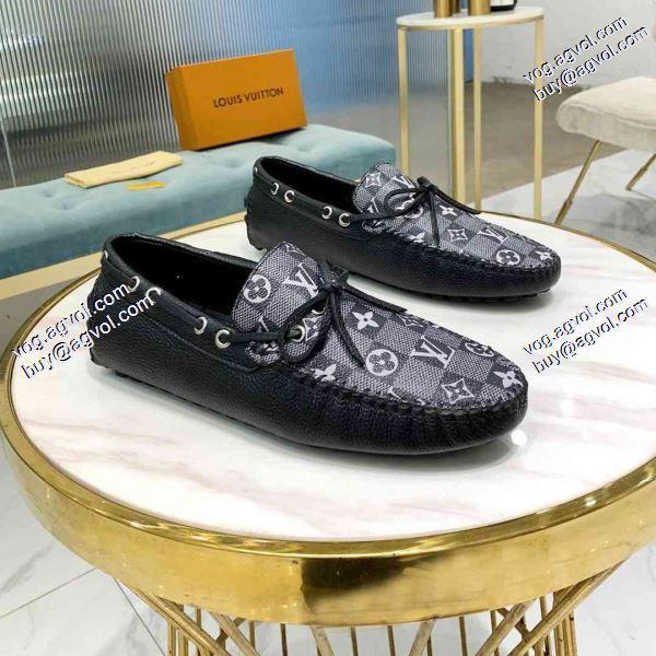 ルイ ヴィトン 大人キレイに仕立てる 2020春夏新作 LOUIS VUITTON セレブ風スニーカー/靴個性派