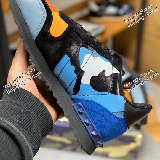 特別人気感謝SALEヴァレンティノ 2020春夏新作 素敵VALENTINO 肌触りのいい スニーカー/靴