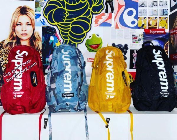 希少価値大! リュック、バックパック シュプリーム SUPREME 多色可選  Supreme Backpack  2020春夏新作