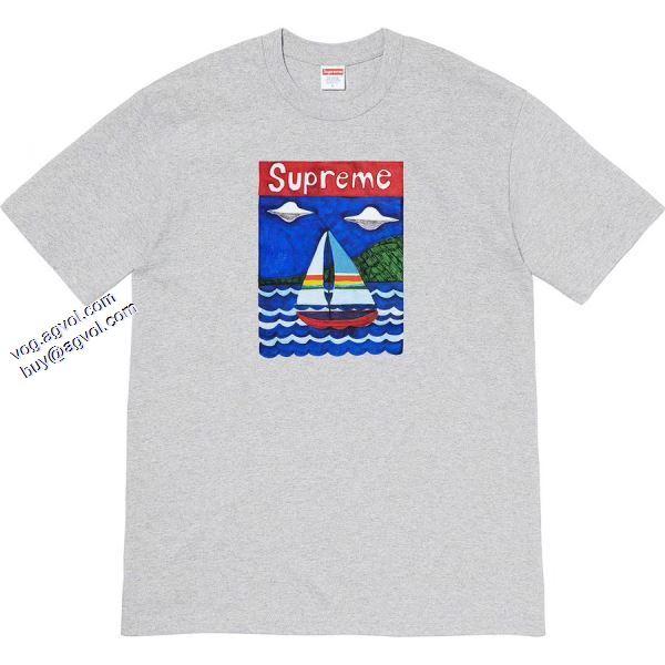 Supreme 20SS Sailboat Tee  シュプリーム SUPREME 多色可選 Tシャツ/半袖  2020春夏新作