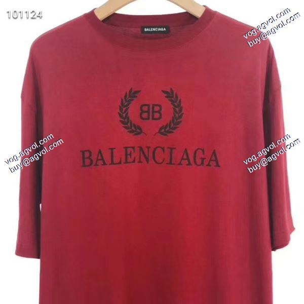 2020春夏新作 Tシャツ/半袖 バレンシアガ人気新品★超特価★ BALENCIAGA