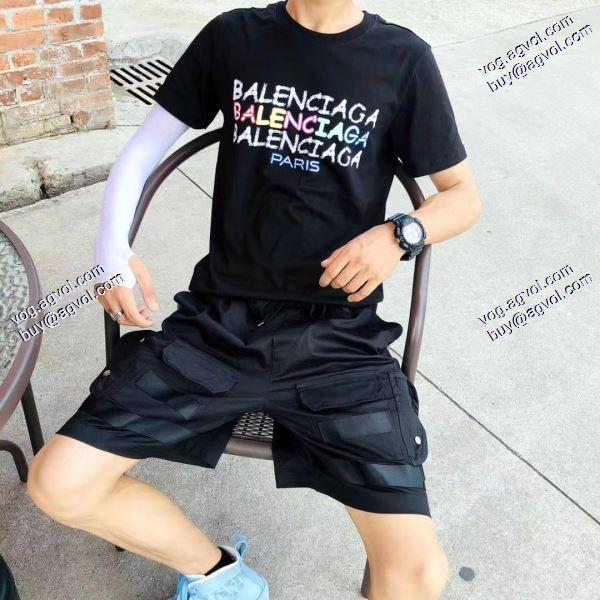 2020春夏新作 Tシャツ/半袖 バレンシアガデザイン性の高い BALENCIAGA