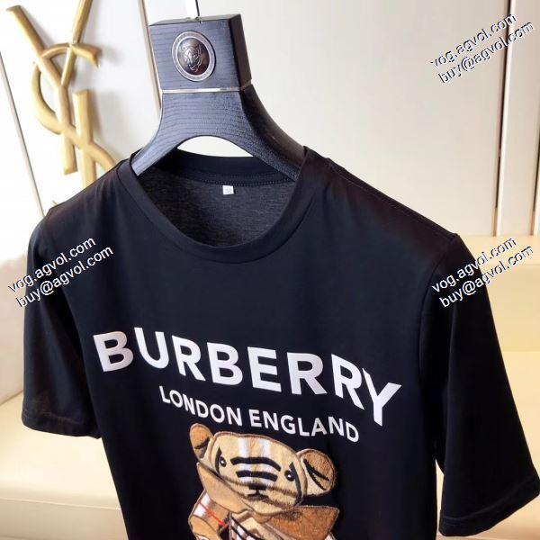 Tシャツ/半袖  多色可選  バーバリー BURBERRY 2020春夏新作 上品な輝きを放つ形