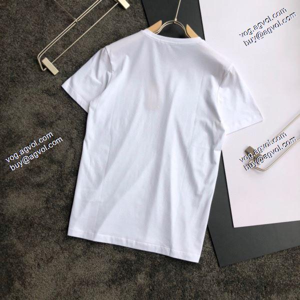 3色可選  大好評 バーバリー BURBERRY 2020春夏新作 Tシャツ/半袖  おすすめ/オススメ