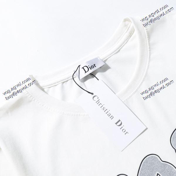 大人気再登場2020春夏新作 Tシャツ/半袖 2色可選  ディオール DIOR