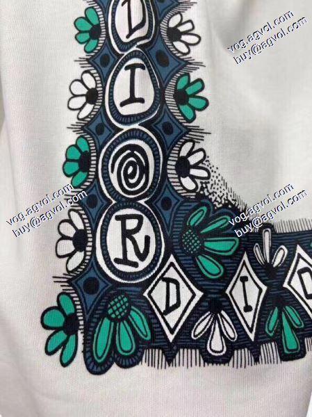 高評価の人気品 2020春夏新作 Tシャツ/半袖 ディオール DIOR大人キレイに仕立てる