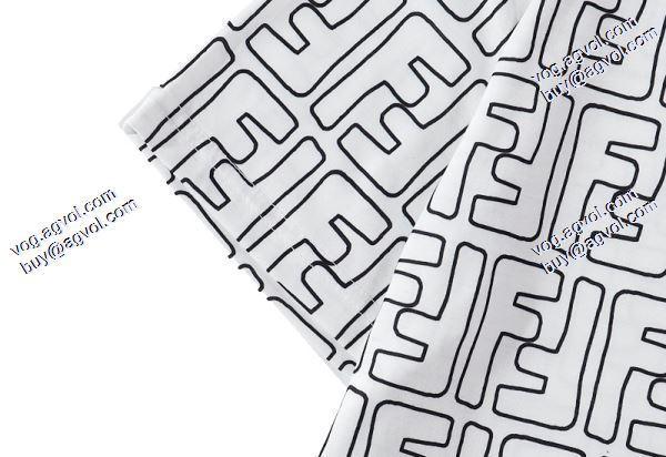 大注目フェンディ FENDI Tシャツ/半袖 追跡付/関税無2020春夏新作 お洒落な存在感