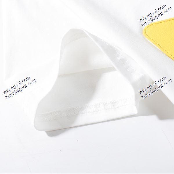 個性派 フェンディ2色可選 FENDI Tシャツ/半袖 雑誌掲載アイテム 2020春夏新作 お買い得品