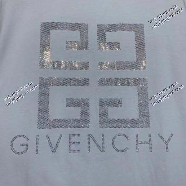 目玉商品 GIVENCHY 2020春夏新作 Tシャツ/半袖 2色可選 ジバンシー大人のセンスを感じさせる