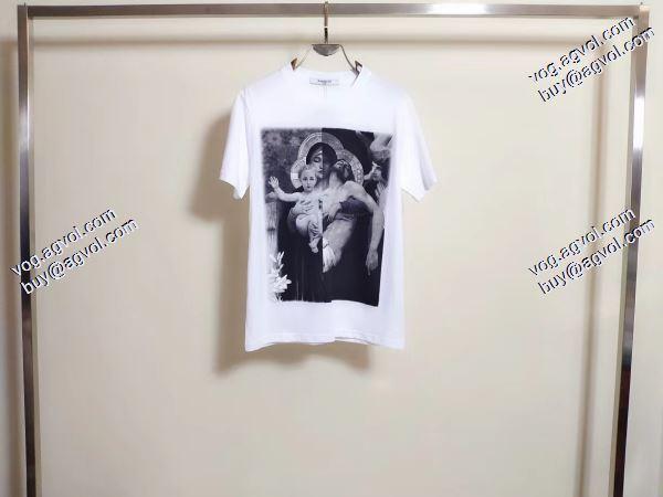 最安値ジバンシー GIVENCHY 2020春夏新作 Tシャツ/半袖 2色可選大人のセンスを感じさせる