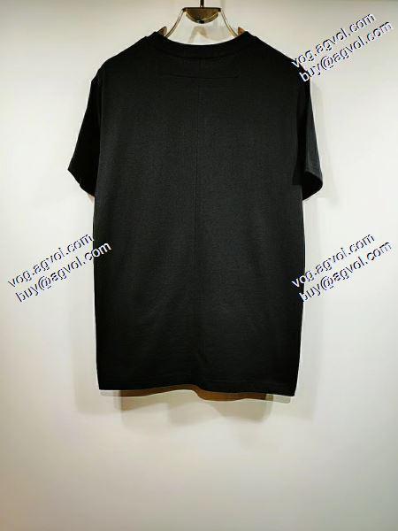 肌触りの気持ちいジバンシー GIVENCHY 2020春夏新作 Tシャツ/半袖 個性的なデザイン