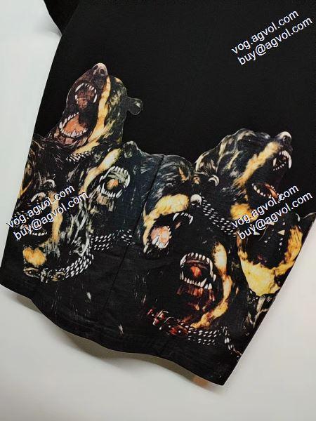 海外セレブ定番愛用ジバンシー GIVENCHY 2020春夏新作 Tシャツ/半袖