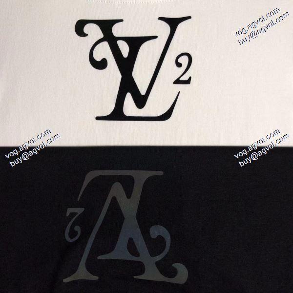 2020春夏新作ルイ ヴィトン LOUIS VUITTON Tシャツ/半袖 2色可選 ランキング商品