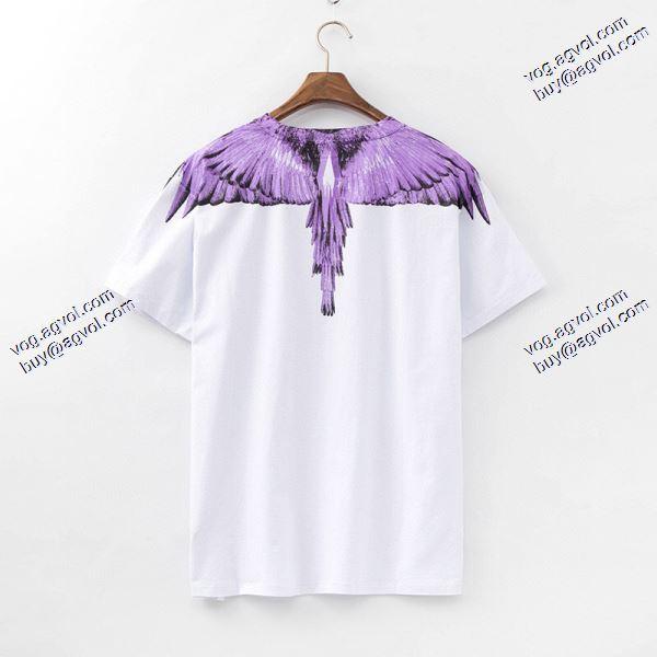 Marcelo Burlon 高級感ある Tシャツ/半袖  2020春夏新作マルセロバーロン