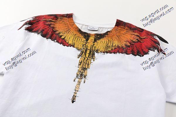 高級感あるマルセロバーロン Marcelo Burlon Tシャツ/半袖  2020春夏新作