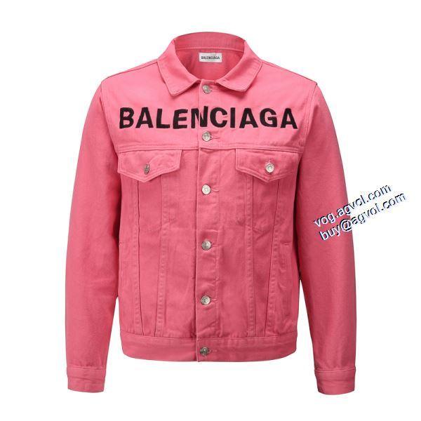 多色可選 バレンシアガ先行販売 BALENCIAGA  2020秋冬新作 デニムジャケット