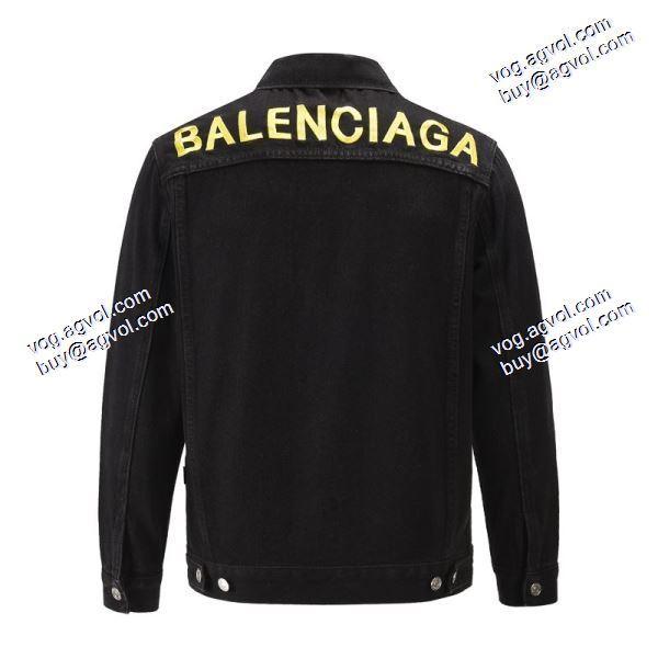 デニムジャケット 3色可選 バレンシアガ BALENCIAGA  2020秋冬新作高級感ある