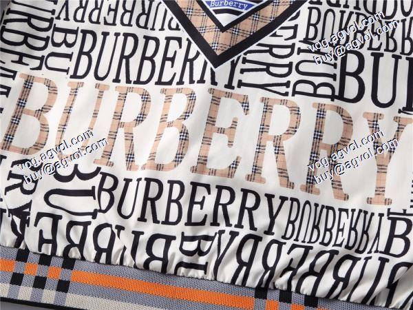 BURBERRY 耐久性に優れバーバリー 2020秋冬新作 ブルゾン 高級感ある