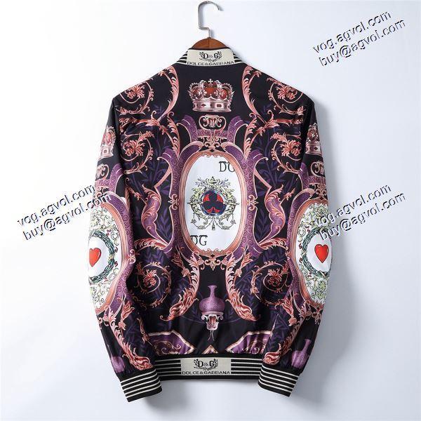 2020秋冬新作 ドルチェ&ガッバーナ コピー  Dolce&Gabbanaコピー ブルゾン 2色可選 人気商品登場