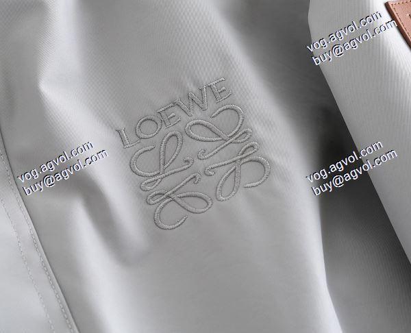 海外セレブ愛用 ロエベ コピー LOEWE コピー 3色可選 2020秋冬新作 ブルゾン