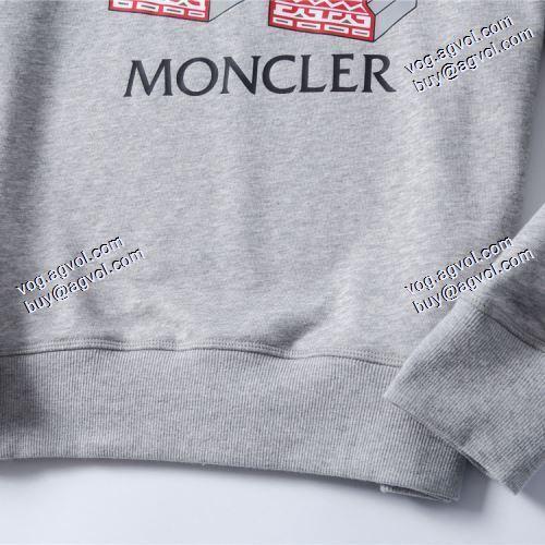 MONCLERコピーブランド 豊富なサイズ プルオーバーパーカー 2色可選 2020AW