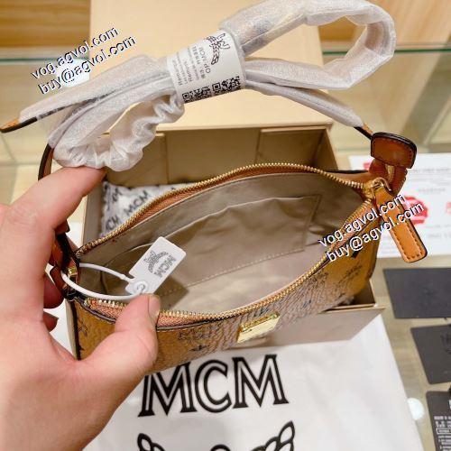 ブランド スーパー コピー 通販:エムシーエム コピー MCM 2021FW レディースバッグ ショルダーバッグ エムシーエムブランド コピー 高級感演出