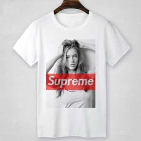 デザイン性の高い 2016 シュプリーム SUPREME 半袖Tシャツ 2色可選 男女兼用